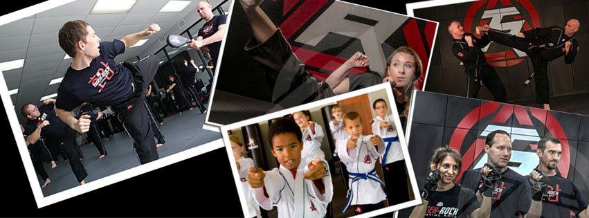 Tiger Rock Martial Arts school photos
