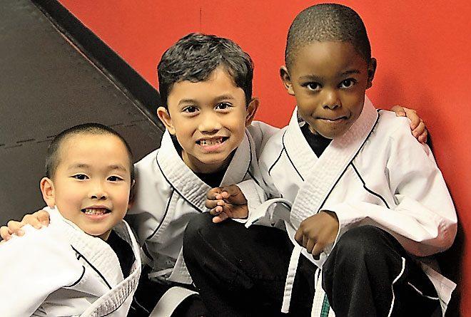 Tiger Rock Students
